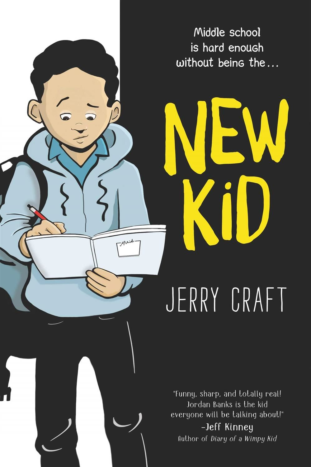 "Napa County Reads presents ""A Conversation with Jerry Craft"""
